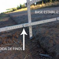 Obra de camineria interna UPM Forestal - Departamento de Rio Negro 2014