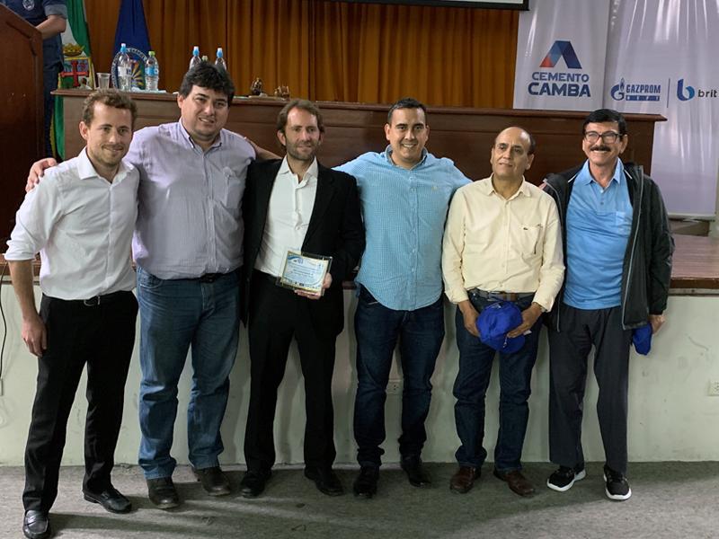 ENCUENTRO REGIONAL DE INGENIERÍA CIVIL EN BOLIVIA