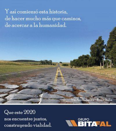 FELICES FIESTAS Y ÉXITOS PARA EL 2020