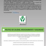 PROGRAMA CUIDADO RESPONSABLE DEL MEDIO AMBIENTE