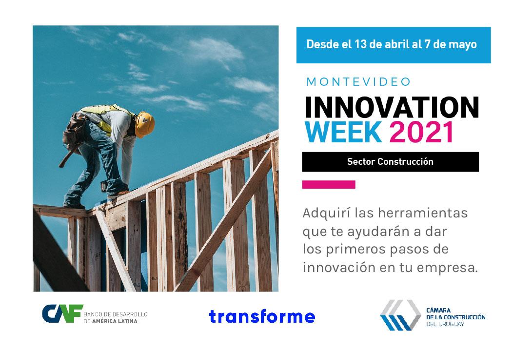 INNOVATION WEEK DEL SECTOR CONSTRUCCIÓN